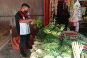 Selama Pandemi COVID-19, Pedagang Pasar Tradisional Pangandaran Tak Dipungut Retribusi