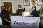 Gesit Foundation Donasi 3 Ventilator untuk Penanganan Covid-19 di Sulsel