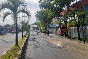 Potret Tambal Sulam Kondisi Jalan di Kabupaten Asahan