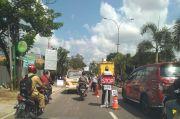 Update Corona Palembang: 453 Dirawat, 244 Sembuh, dan 32 Meninggal