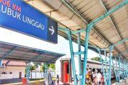 Penghentian KA Relasi Sumsel-Lampung Diperpanjang Hingga Akhir Juni
