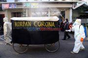 Angka Kematian Akibat Covid-19 di Jawa Timur Lampaui DKI Jakarta