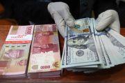 Rupiah Pulang Merosot ke Rp14.133 per USD