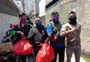 Hadapi Pandemi COVID-19, GOMAX Riders Gelar Aksi Peduli