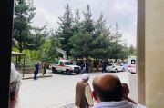 BREAKING-Salat Jumat di Masjid Afghanistan Dibom
