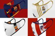 Virus Corona dan Sepak Bola: Ini Masker Versi Klub Paling Mahal