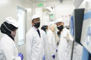 Bio Farma Serahkan Laboratorium COVID-19 Mobile Berstandar BSL-3