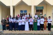 Wali Kota Luncurkan Hand Sanitizer Karya Siswa SMPN 14 Banda Aceh