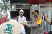 Korban Bencana Puting Beliung di Batubara Terima Bantuan