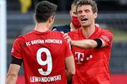 Tanpa Mueller dan Lewandowski, Bayern Tak Ingin Buru-buru Pesta