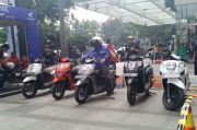 Penjualan Turun, AHM Tidak Akan Naikkan Harga Motor Honda
