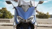Beli Teknologi Double Wishbone, Yamaha Siapkan TMax Roda 3?