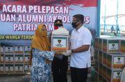 Alumni Akpol 95 Ringankan Beban Nelayan Terdampak Covid-19 di Pulau Harapan