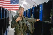 Ini Perempuan Pertama Terbangkan Jet Siluman F-35 AS Dalam Pertempuran