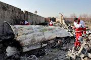 Iran Minta Bantuan Ahli Prancis Baca Kotak Hitam Pesawat Ukraina
