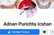 Akun Facebook Bupati Gowa Adnan Purichta Dipalsukan