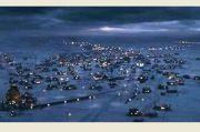 Sensasi Hidup di Kota Tanpa Matahari, Hanya Muncul 65 Hari Kemudian