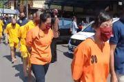 Janda Muda Residivis Dalangi Penggelapan 45 Mobil Rental