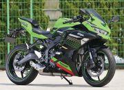 Melebihi Harga Motor 600cc, Jangan Harap Kawasaki Ninja ZX-25R Dijual Murah