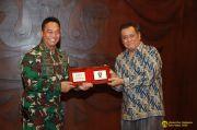 Kampus UI-TNI AD Jalin Kerja Sama Tri Dharma Universitas