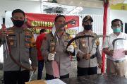 Bacok Orang hingga Tewas, Polisi Bekuk 3 Anggota Gangster Nyender