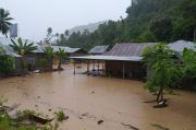 400 Jiwa di Bone Bolango Mengungsi Akibat Banjir Bandang
