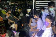 Main Game Online Sambil Pesta Miras, 7 Remaja Ini Diciduk Polisi