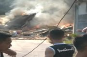 Sebuah Pesawat Dikabarkan Jatuh di Permukiman Warga di Riau