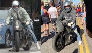 Naik Motor BMW, Polisi Kenali Brad Pitt saat Demo Black Lives Matter