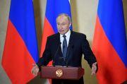 Putin: Rusia Selalu Mendukung Perjuangan Komunitas Kulit Hitam AS