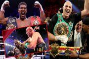 Wilder yang Terlupakan Bisa Rusak Anthony Joshua vs Tyson Fury