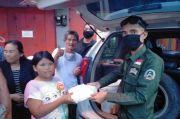 Ormas Brigez Kota Bandung Gelar Baksos Bantu Warga Terdampak COVID-19