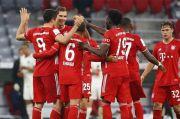 Bertandang ke Bremen, Bayern Muenchen Siap Kunci Gelar Bundesliga