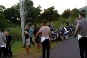 Polisi Gerebek Balapan Liar, Puluhan Kendaraan Diamankan