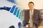 Bos Garuda Indonesia Girang Harga Tiket Pesawat Boleh Naik