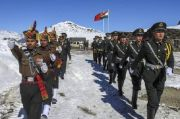Baku Tembak dengan Pasukan China, 3 Tentara India Terbunuh