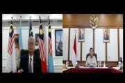 Lewat Panggilan Video, Prabowo dan Menhan Malaysia Sepakat Tingkatkan Kerjasama