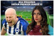 Skuat Liga Inggris Pilihan Mia Khalifa