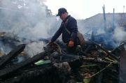 Ditinggal Pergi ke Ladang, Pulang Rumah Uang Rp10 Juta Ludes Terbakar