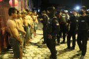 Patroli Kerumunan, Polisi Tangkap 8 Pemuda Mabuk Ciu