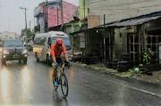 Bersepeda Sendiri, Kapolda Sumut Jaga Kesehatan Sekaligus Cek Langsung Kamtibmas