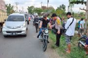 Hendak Takziah, Anggota TNI AD Malah Ditusuk Pengendara Sepeda Motor