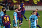 Bantu Barcelona Raih Kemenangan, Rakitic Sanjung Ansu Fati