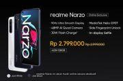 Realme Narzo Perdana Masuk Indonesia, Hanya Dijual Online