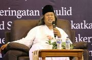 Gus Muwafiq Ungkap Istilah Islam yang Masuk Pancasila