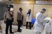 Ratusan Pedagang Pasar di Sawah Besar Dites Swab