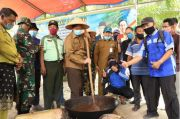 Wali Kota Firdaus Apresiasi Kreasi Petani di Kelurahan Lembah Sari