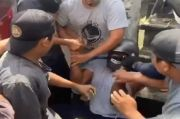 Bule Amerika Dihajar Massa Gara-gara Curi Cincin Emas di Kuta Bali