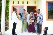 Pemerintah Aceh Serahkan Rumah Layak Huni untuk Warga Aceh Besar
