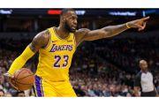 Pemain Lain Menolak, James Ngotot NBA Musim Ini Dilanjutkan